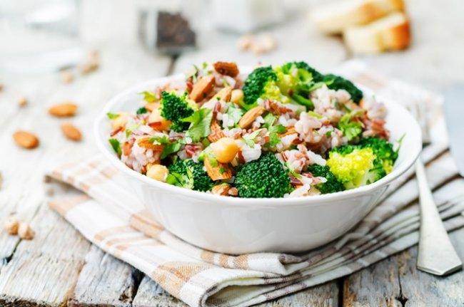 Comer saludablemente sin carne