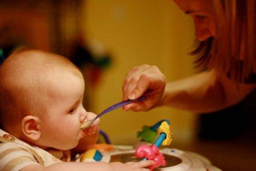 Consejos para la correcta alimentación de nuestro bebé