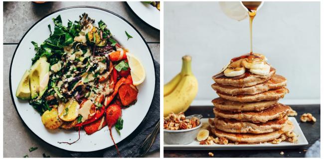 Desayunos veganos: 4 ideas