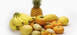 La importancia de los alimentos amarillos