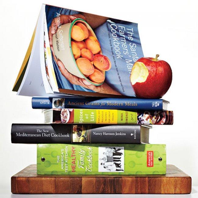 Libros de comida sana