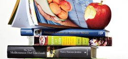 Libros de comida sanao